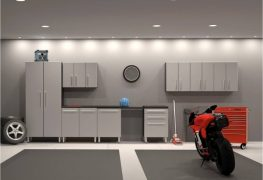 Garage Design Helps in giving a Genial Look to Your Home