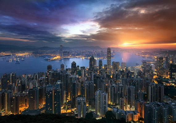 The Top 5 Places in the World for Taking Perfect Illuminating Shots
